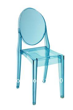 Victoria Santo cadeiras cadeira da sala de jantar, cadeira de plástico do lado de recepção, mobiliário moderno