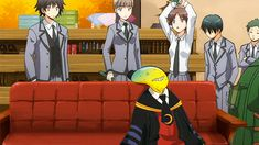 assassination classroom meme - Google Search