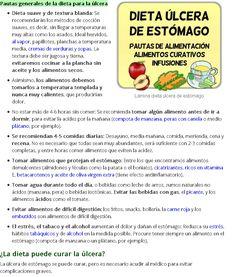 Dieta ulcera duodenal