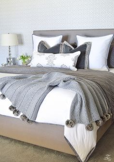 ZDesign At Home: 6 Easy Steps for Making a Beautiful Bed