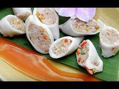 Sukiyaki thai style youtube thai recipes pinterest thai food steamed stuffed calamari recipe youtube forumfinder Choice Image