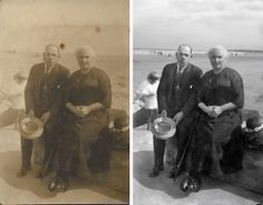 Photo Repair, Photo Restoration, Old Photos, Photo Ideas, Photo Editing, Photoshop, Twitter, Photography, Painting
