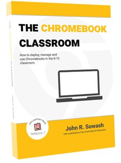 Managing a Classroom full of Technology by @jrsowash