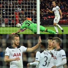 💪 Make that 9 goals in 9 games for Tottenham Hotspur's Harry Kane ! tonight will he goals against Man Utd?! Have some fun and earn at MQQ88 >>goo.gl/UR6MSy
