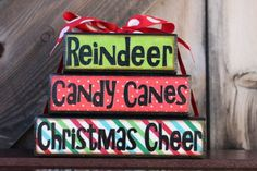 wooden christmas crafts | Christmas Wood Crafts