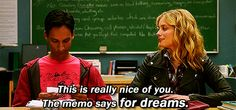 For Dreams, Abed.