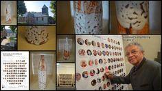 Exposition Bottles and Boxes en Belgique.   JD