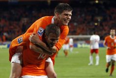 Huntelaar & Van der Vaart