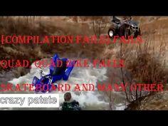 [COMPILATION FAILS] quad fails, des chutes en quad vélo skateboard et bi...