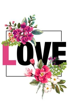 Flower Pictures for Decoupage - Best Art Projects 🎨 Love Wallpaper, Wallpaper Backgrounds, Iphone Wallpaper, Art Amour, Poster S, Flower Pictures, Love Art, Cute Wallpapers, Decoupage