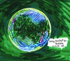 No.030 Bubble