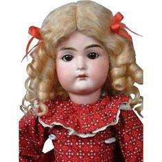 "Darling 16"" ""Duchess"" Armand Marseille Antique Doll…"