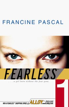 Fearless Series by Francine Pascal