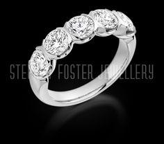 Stephen Foster Jewellery | New Designs, Platinum & Eternity Rings, Engagement Rings, Men Diamond Rings