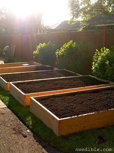 All you need to know to build your raised bed vegetable garden #backyardvegetablegardening