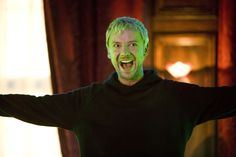 Doctor Who Day 9 - Favorite Master: John Simm. He's so evil, but so hilarious!