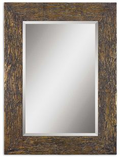 Mirrors Coaldale Gold Mirror by Uttermost