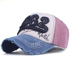 e8d011b1b7d Women Men Cotton Embroidery Washed Breathable Adjustable Sunshade Baseball  Cap Sport Hat is hot sale on Newchic.