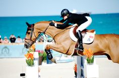 Tiffany Foster and Southwind VDL, LGCT Miami 2015. Source: Noelle Floyd
