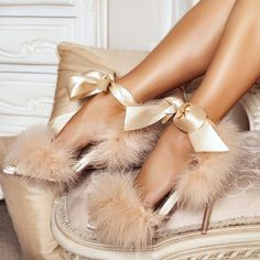 Every lady needs some sexy bedroom heels in her closet. Pretty Shoes, Beautiful Shoes, Cute Shoes, Me Too Shoes, Stiletto Heels, High Heels, Crazy Shoes, Wedding Shoes, Fashion Shoes