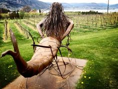 Red Rooster Winery's #mermaid #wine #britishcolumbia