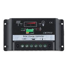 YKS 20A PWM Solar Panel Battery Regulator Charge Controll...