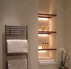 Bathroom Display Shelf Lighting Visit Our Website To Find Out How Achieve This Effect