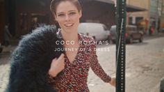 DVF's Journey of a Dress: Coco Rocha