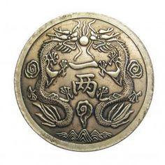 moeda chinesa desenho - Pesquisa Google
