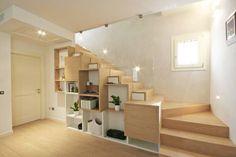 Salones de estilo moderno de Diego Gnoato Architect