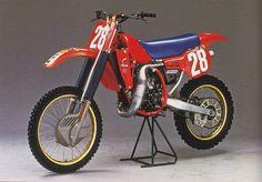 1984 Japanese Factory Honda RC125M