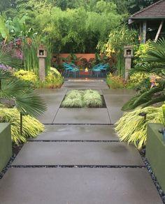 beautiful Portland garden