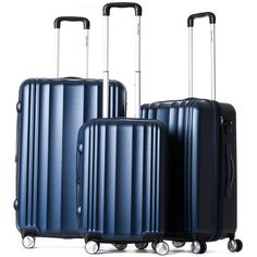 Helena 3-Piece Luggage Set