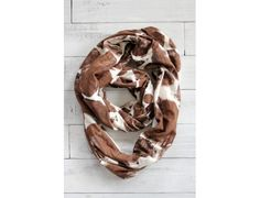 Roozt - - The Broken Earth Infinity Scarf-$58.50 Help provide scholarships to children unable to pay for school!
