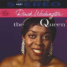 Dinah Washington -  The Queen on 180g LP