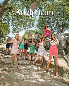 Click the link to read the latest issue of the Adelphean!   The Adelphean Fall 2013