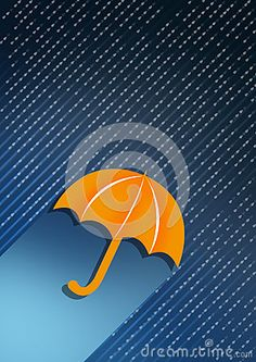 Illustration about Illustration of a raining day in the city. Illustration of cold, line, raining - 29639344 Rain Days, Cold, Dreams, Illustration, Rainy Days, Illustrations