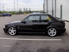 Escort RS turbo, love the alloys