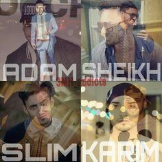3MH FOR EVER  Adam Saleh - Sheikh Akbar - Slim albaher - Karim Metwaly