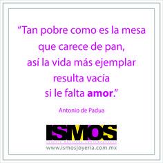 Antonio de Padua hablando sobre el amor // ISMOS Joyería
