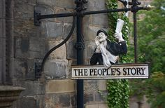 The People's Story,    Canongate, Edinburgh
