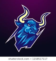 Portfolio von RYZEN auf Shutterstock Harley Davidson Stickers, Taurus Bull, Taurus Man, Bull Logo, Esports Logo, Bullen, Shield Logo, Stock Foto, Game Logo