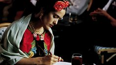 Frida -- Why art and sufferings seem to go hand in hand?