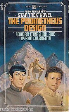 Prometheus Design (Star Trek: The Original Series