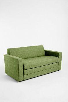 Anywhere Sofa - Green