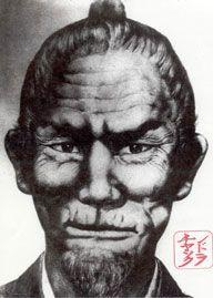 Bushi Matsumura Sokon, master of Shuri-Te, bodyguard to the King of Okinawa, originator of the Shorin-Ryu method of karate