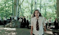 """""""Hermione Granger in every movie: The Prisoner of Azkaban """"You! Hermione Granger, Snape And Hermione, Harry Potter Ron Weasley, Harry Potter Facts, Harry Potter Fandom, Harry Potter Movies, Severus Snape, Draco Malfoy, Prisoner Of Azkaban"""