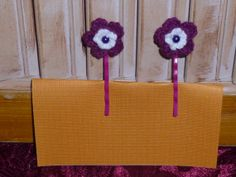 Small Handmade Crochet Flower Pins by TrueColorsBoutique on Etsy, $3.00