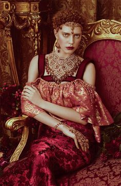 Aveda makeup campaign fall 2015