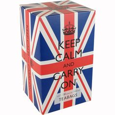 Keep Calm and Carry On Afternoon Tea #TouchofEurope